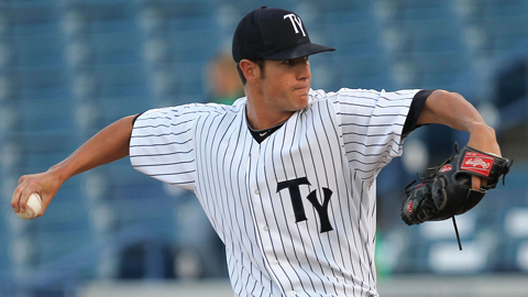 Shane Greene was the Yankees' 15th-round pick in the 2009 Draft.