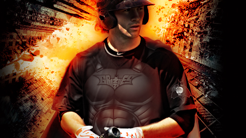 The Dark Knight rises early at Fresno's Chukchansi Park with special theme jerseys on July 6.