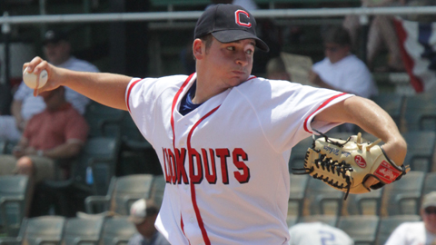 Allen Webster ranks 10th in the Southern League with 85 strikeouts.